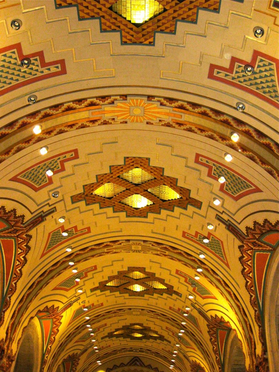 Cream Ceiling vertical