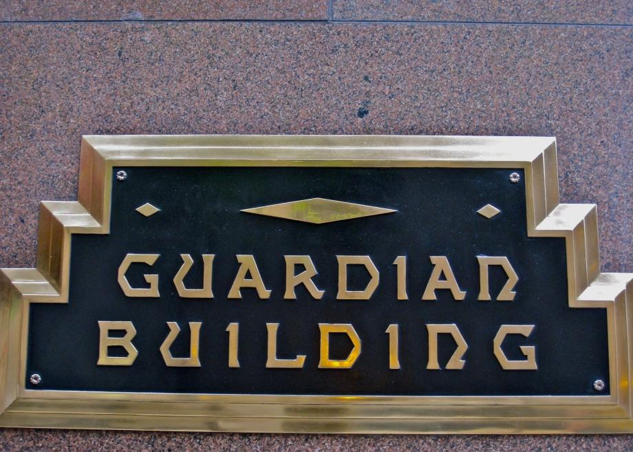 Guardian sign