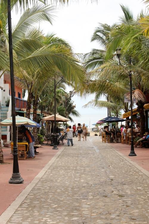 Sayulita town