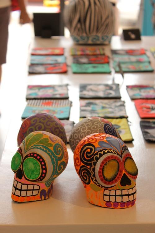 RDS fluo skulls
