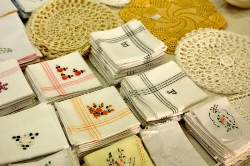Handkerchiefs & Doilies