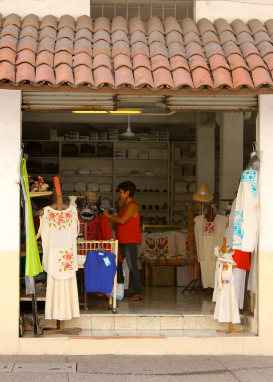 LS shop outside